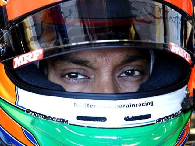 Vinayak Pande,New Delhi,Formula One