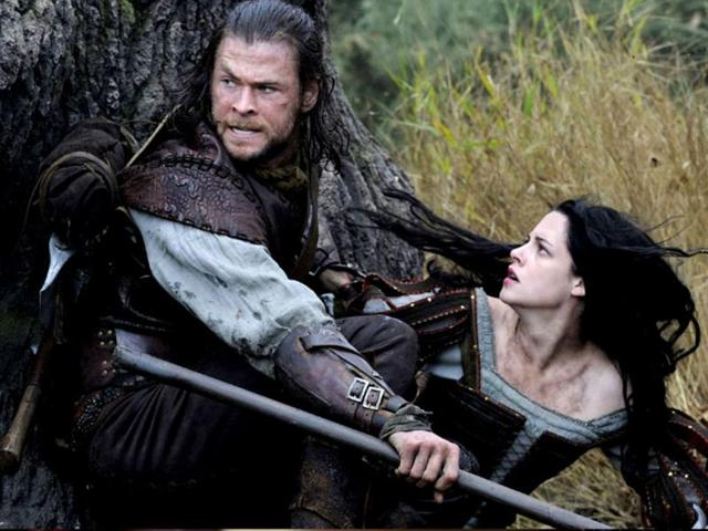 Rashid Irani's review: Snow White And The Huntsman