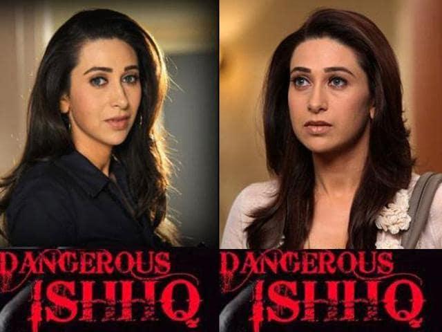Karisma Kapoor,Dangerous Ishq,Jimmy Shergill