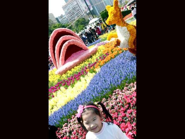 international flora expo