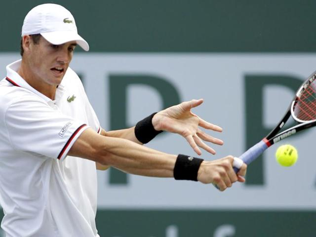 Isner upbeat after injury withdrawal