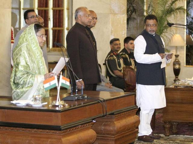 Mukul Roy,Trinamool Congress,BJP