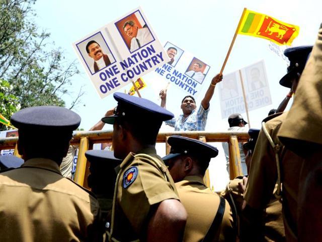 Sri Lanka Election,Mahinda Rajapaksa,Rajapaksa concedes defeat
