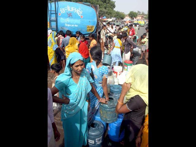 water crisis,water supply,AAP