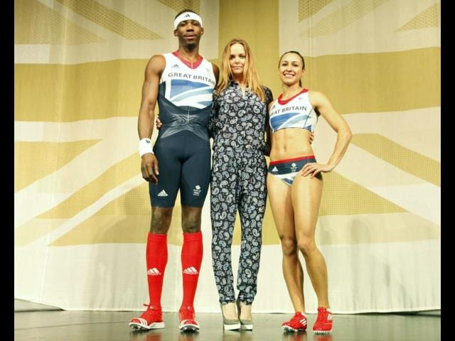 Britain's Olympic athletes