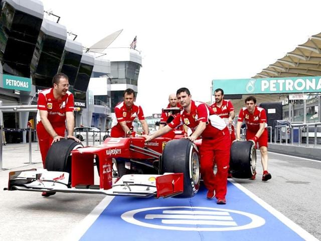 Ferrari-have-struggled-to-keep-pace-with-McLaren-and-Red-Bull-in-winter-testing-and-the-opening-round-in-Australia-Reuters