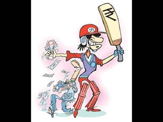 Soubhik Mitra,IPL 5,online games