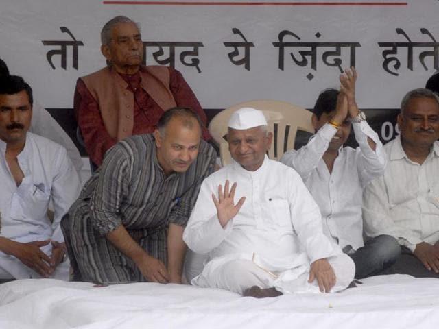 Anna Hazare,Lokpal Bill,kiran bedi