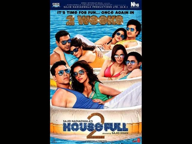 Housefull 2 (2012): After the failure of Desi Boyz, Akshay Kumar was back with a bang with Housefull 2. He starred opposite Asin in the film.