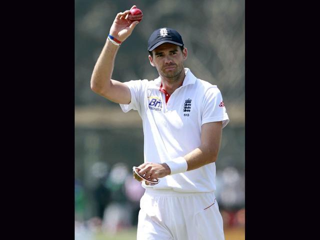 James Anderson,Trent Bridge,India vs England test
