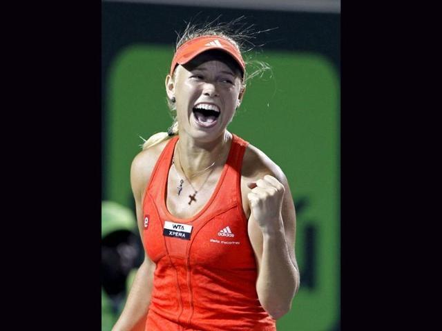 Caroline Wozniacki,laura robson,french open