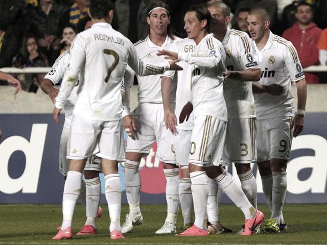 APOEL Nicosia,Kaka,Karim Benzema