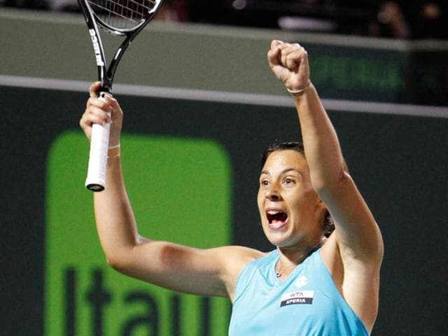 Marion-Bartoli-of-France-celebrates-her-victory-over-Victoria-Azarenka-of-Belarus-in-their-women-s-singles-match-at-the-Sony-Ericsson-Open-tennis-tournament-in-Key-Biscayne-Florida-Reuters-Robert-Sullivan