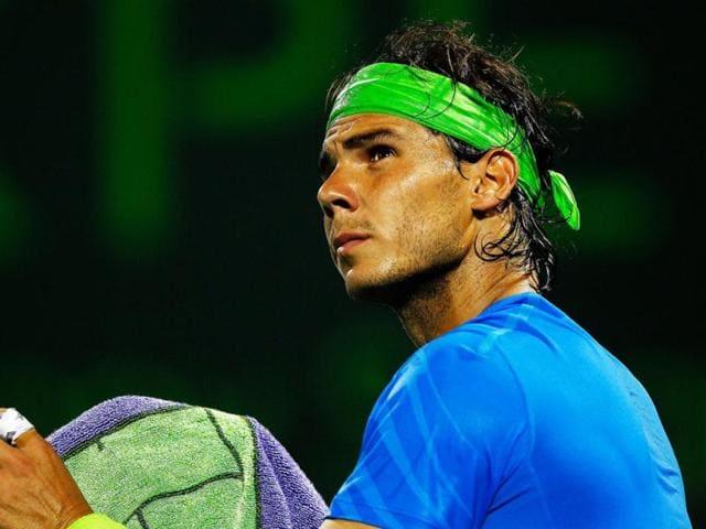 Rafael Nadal,Tennis,news