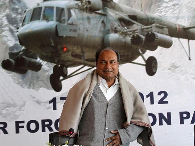 Congress,UP poll debacle,AK Antony