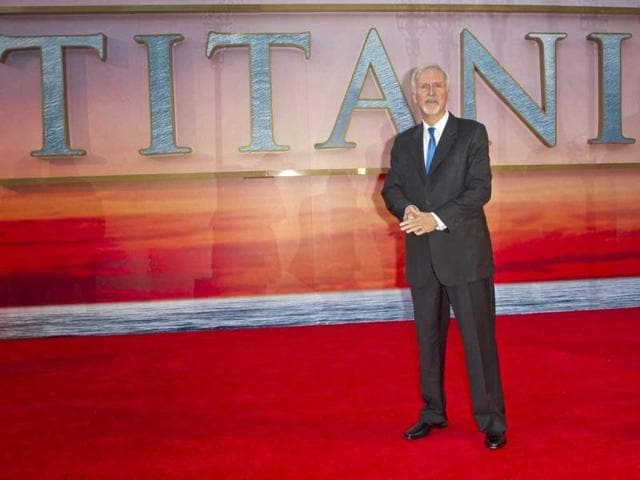 The re-release of Titanic comes after 15 years. (AP Photo)