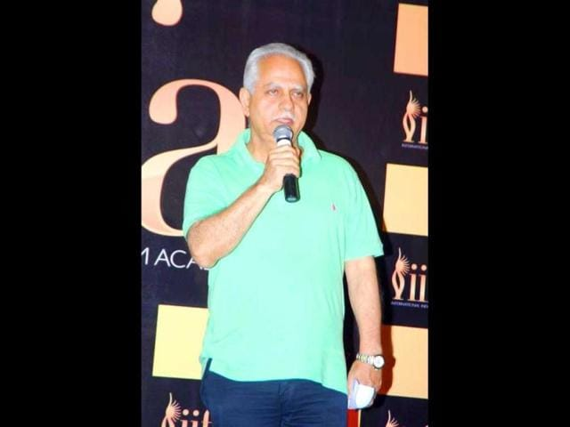 Veteran-filmmaker-Ramesh-Sippy-said-In-the-last-13-years-IIFA-s-popularity-has-increased-it-helps-trade-between-two-countries-India-and-where-the-award-ceremonies-are-held-Tourism-also-goes-up