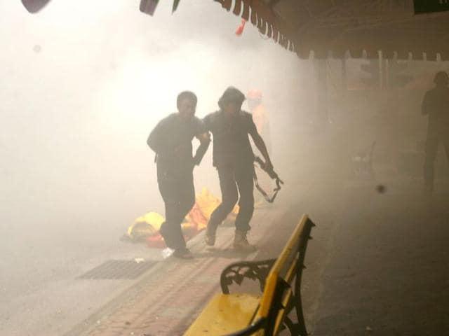 Thailand,Explosions,Insurgents