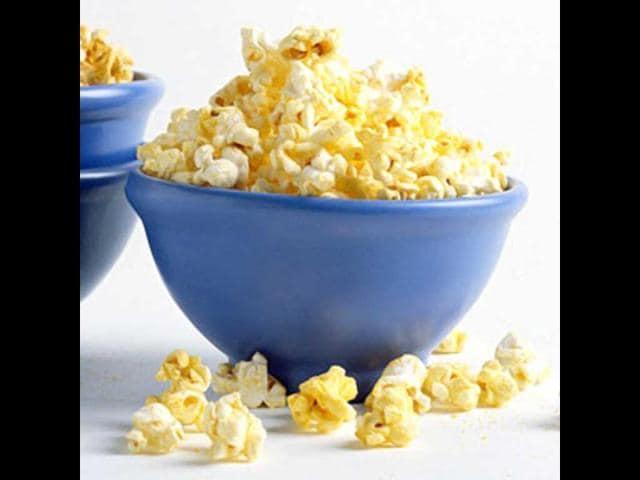 popcorn,margarines,snack foods