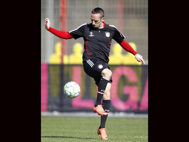 Bayern Munich,Franck Ribery,German Cup