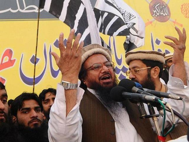 Hafiz Saeed,India,US
