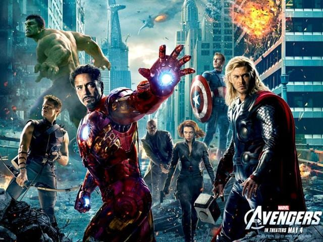 The Avengers,American Pie: Reunion,The Lucky One