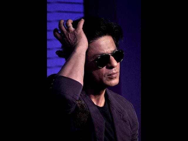 Shah-Rukh-onstage-during-the-launch-AFP-Photo