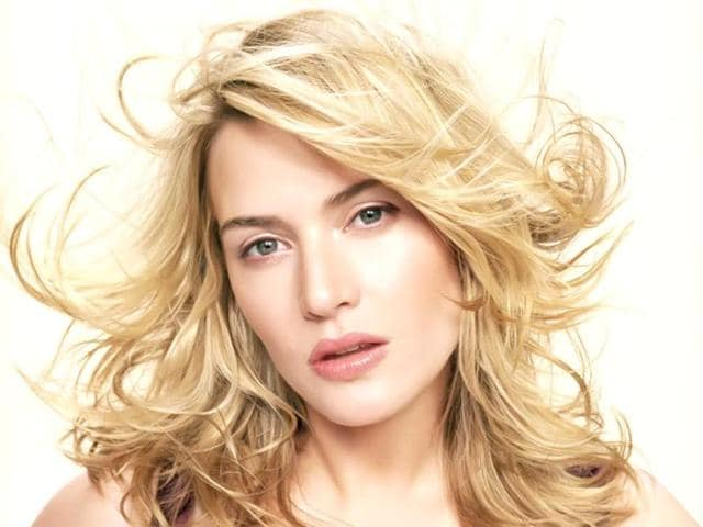 Kate Winslet stuns in classy monochrome photoshoot
