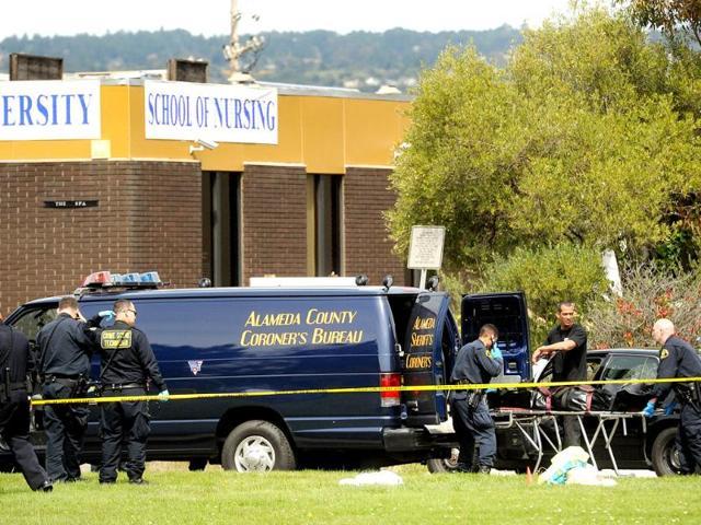 news,hindustantimes,Oakland shooting incident
