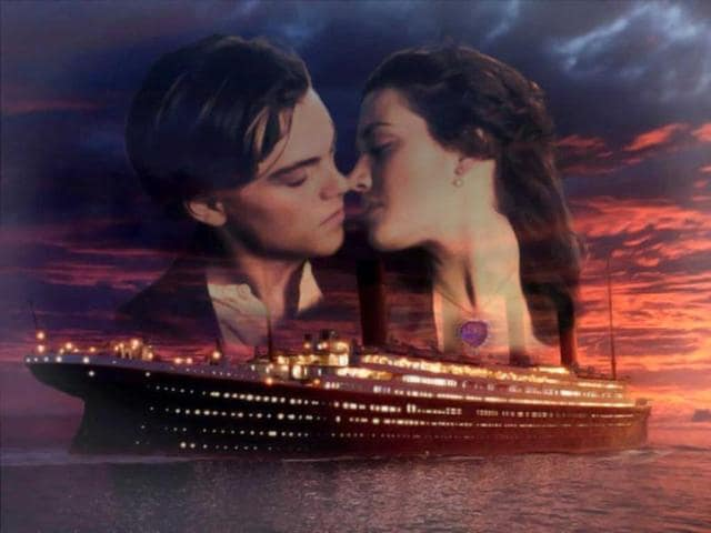 The legendary Oscar winning film Titanic has been re-released in 3-D to mark the 100th anniversary of the marine tragedy that occured in 1912. Here