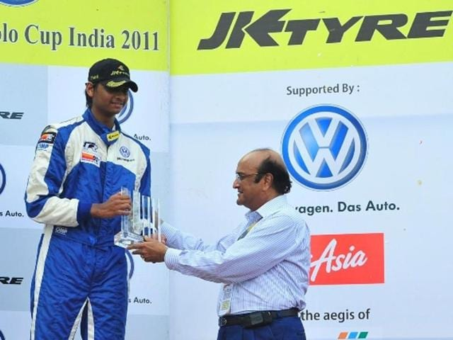 Prasad-s-left-participation-in-the-Scirocco-R-Cup-was-highly-anticipated-due-to-his-success-in-karting-and-the-Polo-R-Cup-HT-Photo