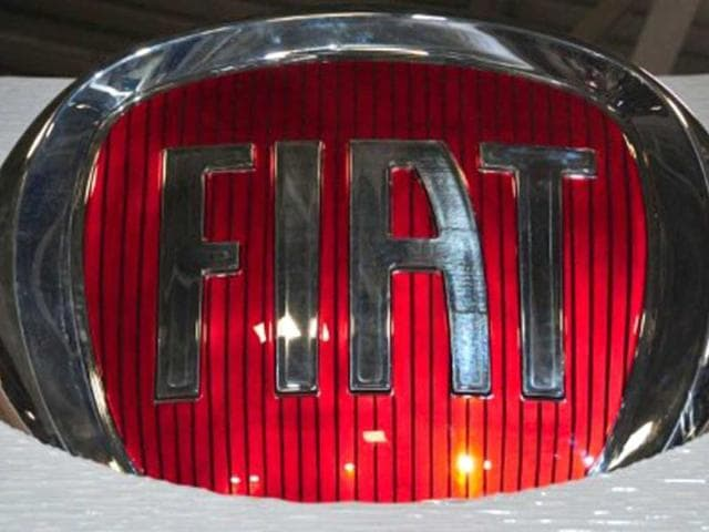 The-Fiat-logo-is-seen-during-a-tour-of-the-floor-at-the-2011-Washington-Auto-Show-at-the-Washington-Convention-Center-in-Washington-DC-Files-AFP-Karen-Bleier