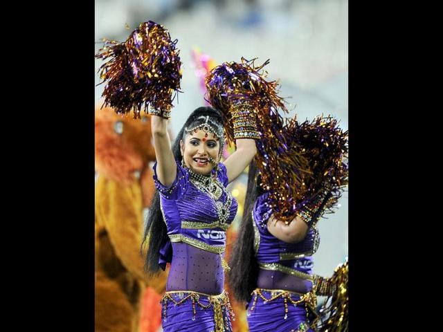 Dancers-perform-a-routine-before-the-start-of-the-IPL-Twenty20-cricket-match-between-Kolkata-Knight-Riders-and-Delhi-Daredevils-at-the-Eden-Gardens-Cricket-Stadium-in-Kolkata-AFP-Dibyangshu-Sarkar