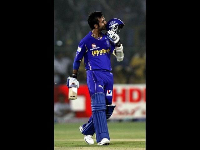 Rajasthan-Royals-batsman-Ajinkya-Rahane-after-scoring-50-runs-against-Kings-XI-Punjab-during-IPL-5-match-in-Jaipur-HT-Photo-Virendra-Singh-Gosain