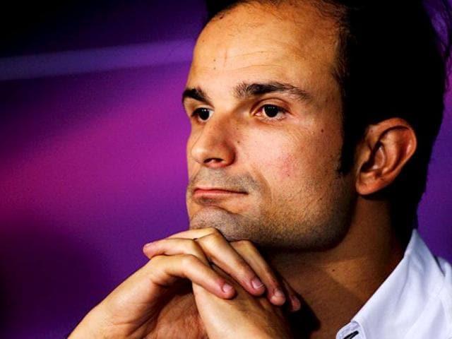 Former Scuderia,Toro Rosso,HRT F1 driver