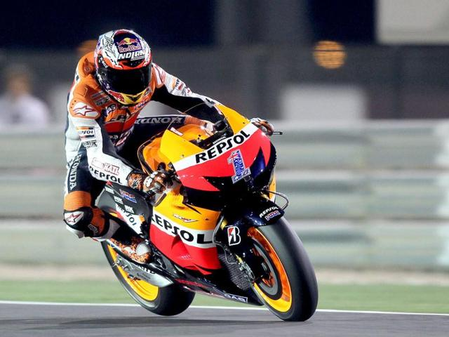 MotoGP world champion