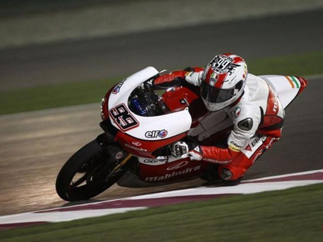Danny-Webb-was-the-sole-Mahindra-Racing-finisher-at-the-Qatar-MotoGP-weekend-Credit-Courtesy-Mahindra-Racing
