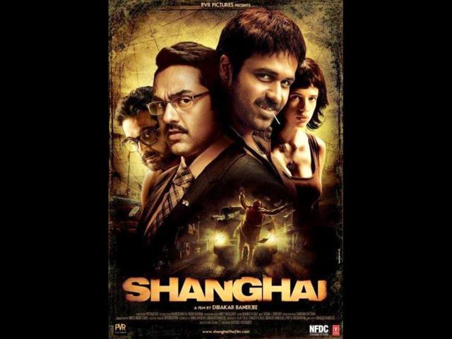 Shanghai best film, Dibakar best director: Kashyap