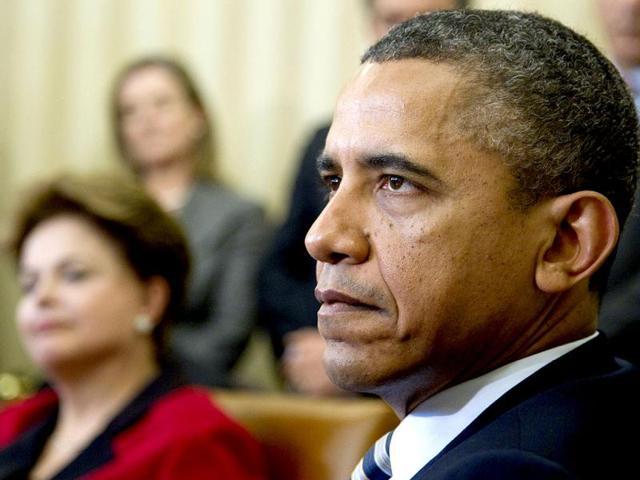 US President Barack Obama,hindustan times,news