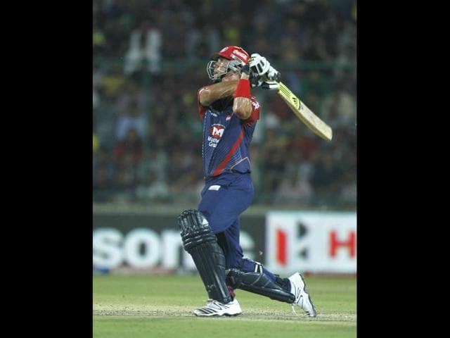 Kevin-Pietersen-of-Delhi-Daredevils-watches-after-hitting-a-ball-for-six-during--the-IPL-Twenty20--cricket-match-vs-Chennai-Super-Kings-in-New-Delhi-AP-Photo-Saurabh-Das