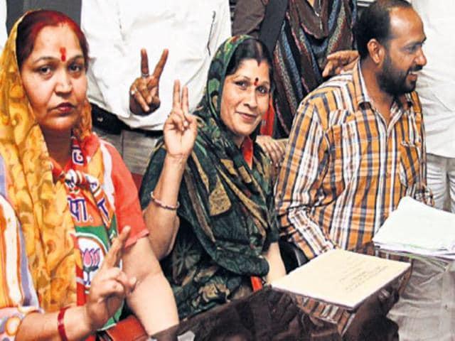 MCD,MCD poll,voters