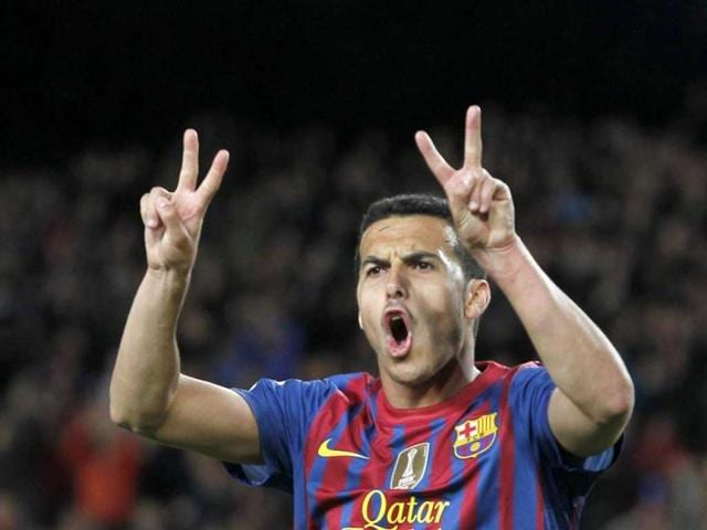 Barcelona-s-Pedro-Rodriguez-celebrates-a-goal-against-Getafe-during-their-Spanish-First-division-soccer-league-match-at-Camp-Nou-stadium-in-Barcelona-Reuters-Albert-Gea