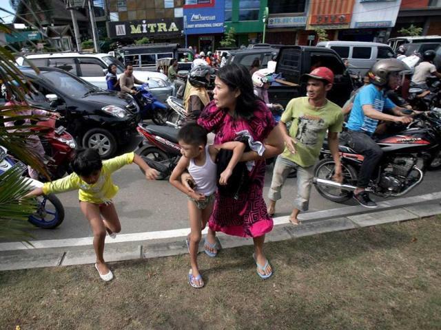 Jakarta,Indonesia,tsunami