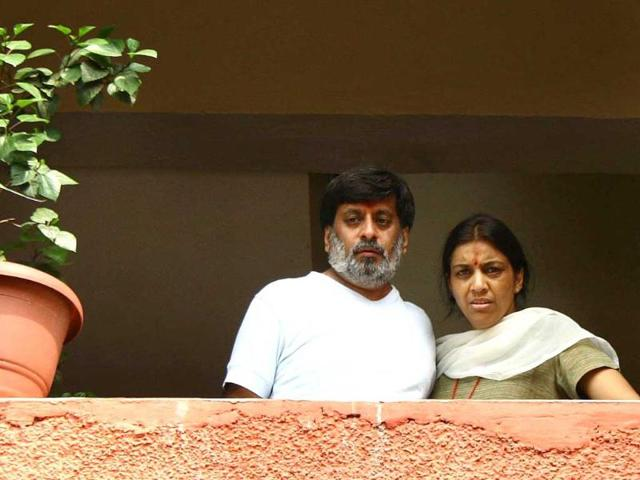 Rajesh-Talwar-and-wife-Nupur-are-accused-of-murdering-their-daughter-Aarushi-HT-Photo
