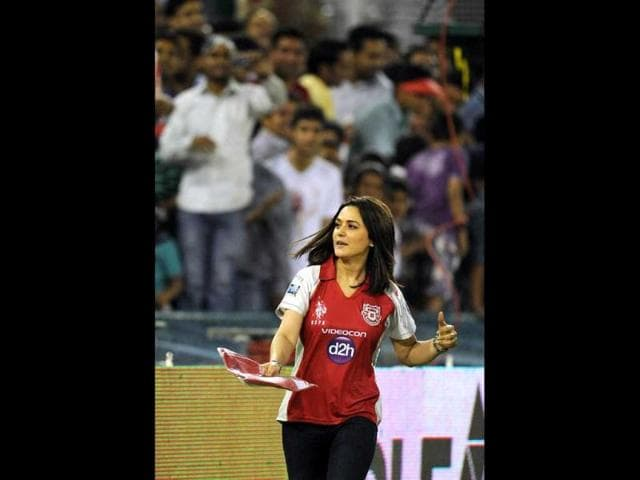 Preity Zinta,Hindustan Times,Entertainment