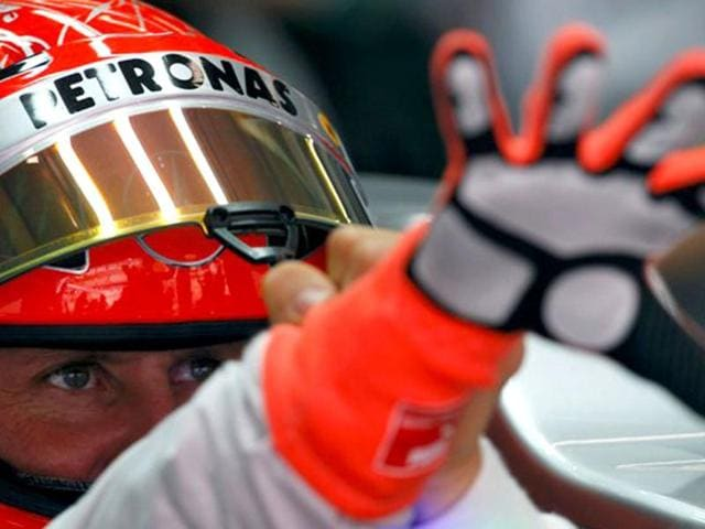 Shanghai,Michael Schumacher,Chinese GP
