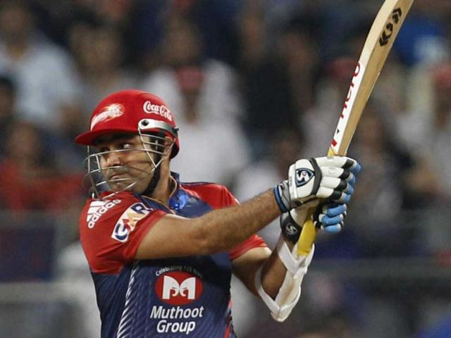 Delhi-Daredevils-captian-Virender-Sehwag-bats-during-the-IPL-T20-match-between-Mumbai-Indians-vs-Delhi-Daredevils-at-Wankhede-Stadium-in-Mumbai-HT-Photo-Sattish-Bate