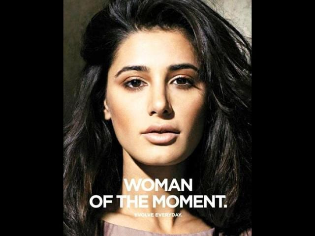HOT! Nargis Fakhri on the cover of Maxim