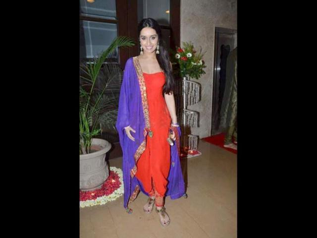 Shraddha Kapoor's divine call