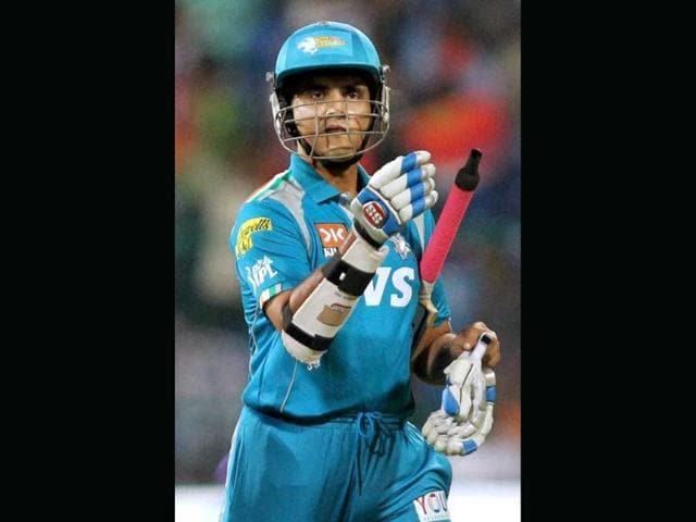 Pune-Warriors-skipper-Sourav-Ganguly-returns-to-the-pavilion-after-his-dismissal-against-Royal-Challengers-Bangalore-during-an-IPL-5-match-at-Chinnaswamy-stadium-in-Bengaluru-PTI-Shailendra-Bhojak